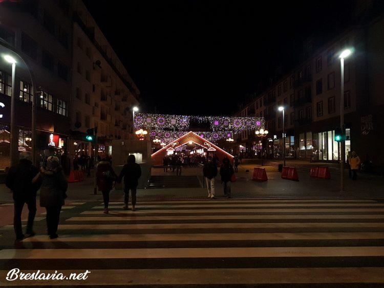 calles Navidad